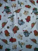 Daisy Kingdom Keeping Beesy Allover Gardening 100 Cotton Quilting Fabric Oop