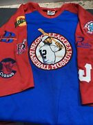 Negro Leagues Baseball Museum Mens Xxxl Jersey With Embroidered Team Names/nice