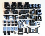 Voron 2.4 3d Printer Printed Parts Kit In Black And Gray Abs. Usa Seller.