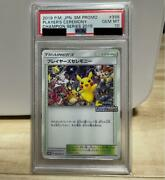 Pokemon Card Game Play On The Players Ceremony 2019 Psa10
