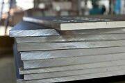 Stainless Steel Plate Shear Cut T-304landnbsp 1/4and039and039 Thick X 12and039and039 X 12and039and039andnbsp