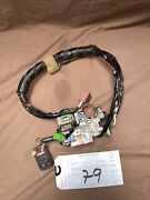 2003-2004 Honda Odyssey Ignition Switch With Key And Wire Harness 39730-s0x-a010