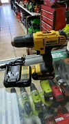 Dewalt Dcd771 20v Cordless Compact Drill With 1 Battery, Charger