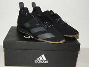 Adidas Adipower Weightlifting Ii Menand039s Shoes Size 9 Fy2423 Black/ Grey / Gum