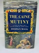 Signed First Edition Of The Caine Mutiny By Herman Wouk