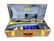 Bach Stradivarius 18037 Gold Lacquer Trumpet Blow Out Deal
