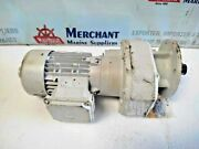 Nord Drive System Electric Motor With Gear Box Sk 200f-63sx/4