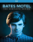 Bates Motel The Complete Series [blu-ray] - Dvd - Free Shipping. - New