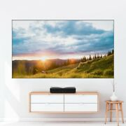 100and039and039 Projector Screen 169 Screen 4k Hd Theater Support Ultra Short Gif Us