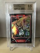 2008-09 Bowman Chrome Kevin Durant Refractor /499 Bgs 9.5 2nd Year Rare