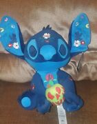 Nwt Stitch Crashes Disney Snow White Plush Limited Edition In Hand - Fast Ship