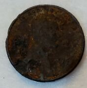 Very Rare Find - 1943 Steel Wheat Penny No Mint Mark - Must See