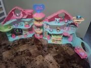 Littlest Pet Shop Biggest House With Pets And Accesories