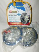 Les Schwab Quick Fit Sport Lt Tire Snow Chains, Stock 2324-s, Never Used
