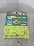 Vintage Electric Pinball Machine Automatic Scoring Tabletop Parts