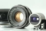 [ N Mint + Viewfinder ] Canon 35mm F2 Leica Screw Mount L39 + Case From Japan