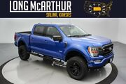 2021 Ford F-150 Apex 4x4 Lifted Super Crew Moonroof 6 Inch Suspension Lift Sca Performance Off Road Tires Tow Pkg