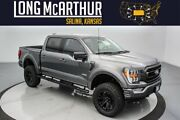 2021 Ford F-150 Apex Lifted 4x4 Super Crew Moonroof 6 Inch Suspension Lift Sca Performance Off Road Tires Tow Pkg