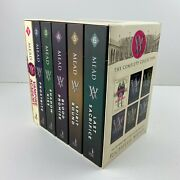 Vampire Academy Book Complete Collection 1- 6 By Richelle Mead Fiction Books Set