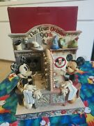 Extremely Rare Signed Disney Tradition The True Original Mickey 90th Anniversary