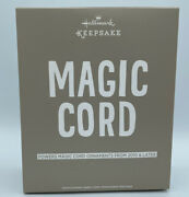 Hallmark Keepsake Magic Cord Electrical Power Supply Ornaments 2010 And Later New