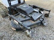 2012 Bobcat 72 Finish Mower For Skid Steers And Track Loaders Ssl Quick Attach