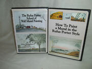 The Rufus Porter School Of Wall Mural Painting Dvds