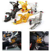 Motorbike Rearset Footpegs Footrests Pedal For Ducati Panigale 959 2016 2017-18