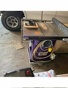 Grizzly Industrial G1023rlx 10andrdquo 3 Hp 240v Cabinet Left-tilting Table Saw