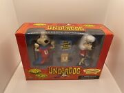 Underdog Sweet Polly Purebred Power Pill Ring 1998 Exclusive Premiere Sealed New