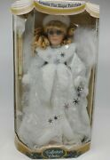 Boxed Collectors Choice Genuine Fine Bisque Porcelain Doll With Cert