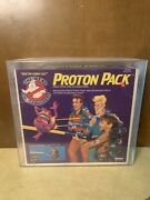 1984 Ghostbusters Proton Pack 💎afa 80💎 80's Toys Original Sealed In Box And Case