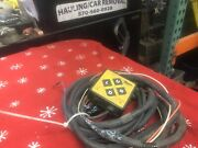 Meyer Touchpad T-pad Controller Snow Plow And Wiring