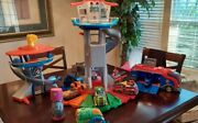 Paw Patrol Lot My Size Lookout Tower W Vehicles Lookout Tower Mission Cruiser+