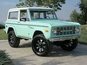 1971 Ford Bronco - Stock Eleanor Stroker And 5.0 Coyote Broncos 1966-1975 Early Ford Broncos - Fresh Builds - From Stock To Your Custom Build