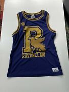 Harry Potter Box Lunch Ravenclaw Jersey Top Youth Xs Chaser New With Tags