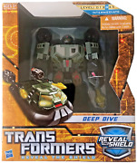 Transformers Reveal The Shield Voyager Class Deep Dive New Hovercraft/robot 2010