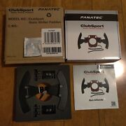 Fanatec Clubsport Static Shifter Paddles - Excellent Original Condition Csl Dd