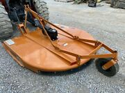 Woods Brushbull Bb72x Brush Cutter For Tractors, 540 Pto, 3 Point, Low Use