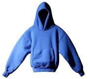 Yeezy X Gap Hoodie - Blue Large - In Hand Free Shipping 🔥