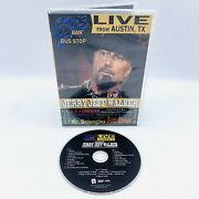 Jerry Jeff Walker Live Austin Tx Dixieand039s Bar And Bus Stop Dvd 26 Songs 1984 Rare