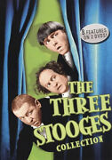 The Three Stooges Collection [region 1] - Dvd - Free Shipping. - New