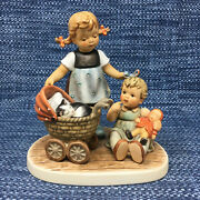 Goebel Hummel That's My Carriage 2360 Figurine Limited Edition 153/1999 Mint