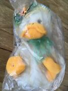 Chantilly Lane Duck Sings Dances You Are My Sunshine Pbc Plush Nwt In Package