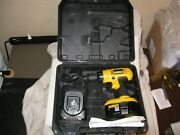 Dewalt 18v Cordless Drill/driver Dc 759 W/ Xrp Battery Pack, Charger, Carry Case