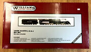 Williams Electric Trains And039oand039 Gauge Brass And039union Pacificand039 Big Boy No.7001 Boxed