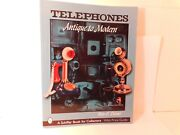 Telephones Antique To Modern Book Soft Cover Kate Dooner 175 Pg Good Condition