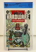 Hardware 1 Cbcs 9.8 1993 Collectors Edition Dc Milestone Not Cgc Free Shipping