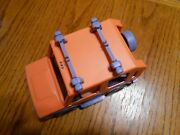 Bluey Heeler Jeep 4wd Family Vehicle Car Moose Toys Replacement Car Only Euc