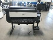 Canon Ipf Tx3000 36 Wide Format Color Printer W/ Scanner - Ct